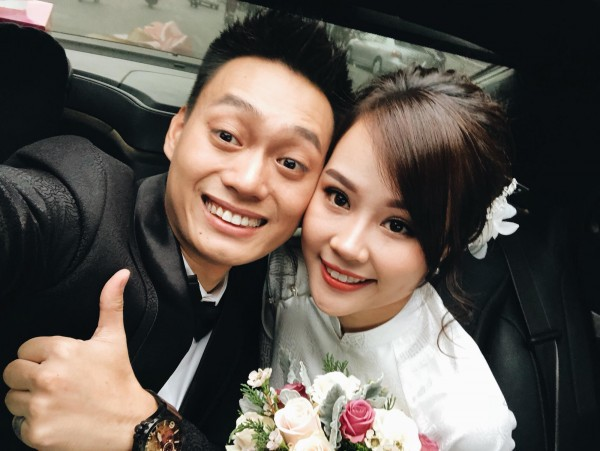 Lầy lội là vậy nhưng ảnh cưới của Nhật Anh Trắng lại lãng mạn vô cùng! - Ảnh 1.