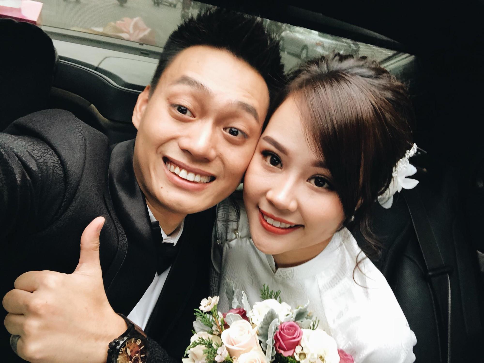 Nhật Anh Trắng cưới vợ, dân mạng xuýt xoa vì quá đẹp đôi - Ảnh 1.