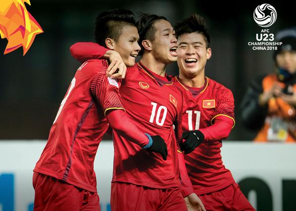 Spotlight Facebook tối nay là chiến thắng nghẹt thở của đội tuyển Việt Nam!  -