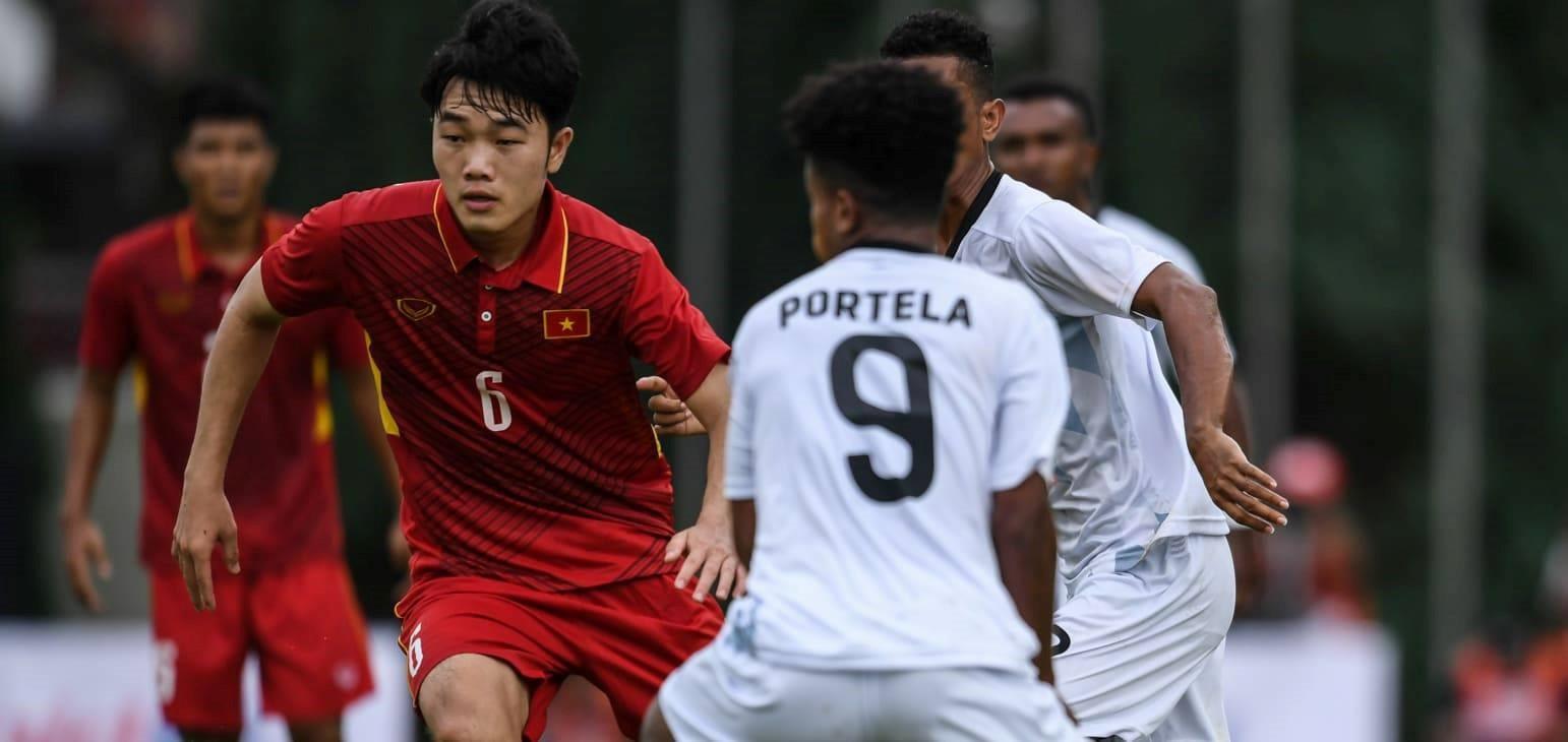 Những người hùng U23 Việt Nam nói gì về điều kỳ diệu vào tứ kết giải U23 châu Á? - Ảnh 1.