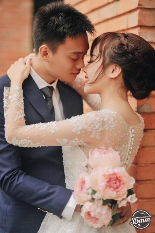 Lầy lội là vậy nhưng ảnh cưới của Nhật Anh Trắng lại lãng mạn vô cùng! - Ảnh 8.
