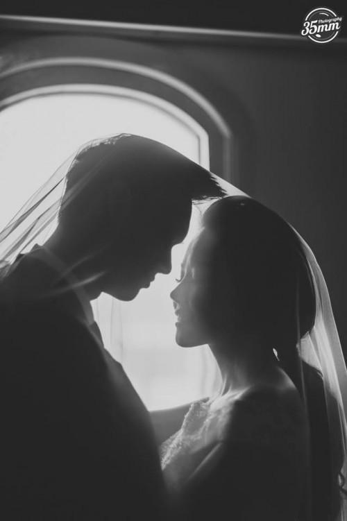 Lầy lội là vậy nhưng ảnh cưới của Nhật Anh Trắng lại lãng mạn vô cùng! - Ảnh 9.