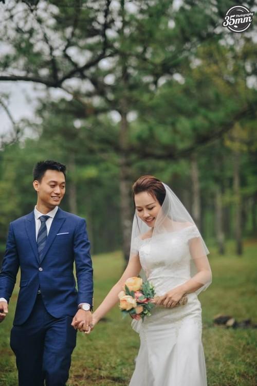 Lầy lội là vậy nhưng ảnh cưới của Nhật Anh Trắng lại lãng mạn vô cùng! - Ảnh 11.