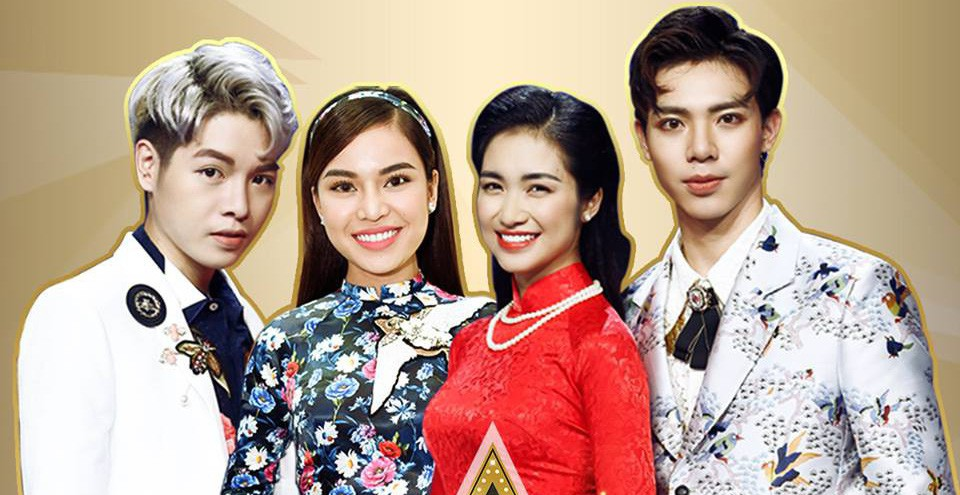 Vượt mặt gia đình Hoa dâm bụt, Giang Hồng Ngọc đăng quang Quán quân Cặp đôi hoàn hảo - Trữ tình & Bolero - Ảnh 2.