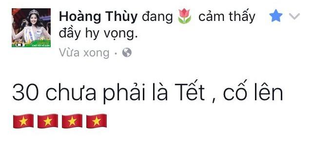 Bán kết U23 Việt Nam - U23 Qatar: Huyền My, Trang Pháp và loạt sao Việt bức xúc trước trọng tài người Singapore - Ảnh 7.