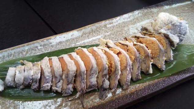 Ăn sushi lâu nay nhưng bạn có biết món sushi đầu tiên của Nhật có thể bảo quản tận 100 năm? - Ảnh 2.