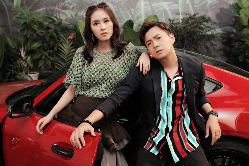 Vân Shi được cả hai đàn anh Ngô Kiến Huy, Chi Dân đồng ý tham gia diễn xuất trong MV mới - Ảnh 5.