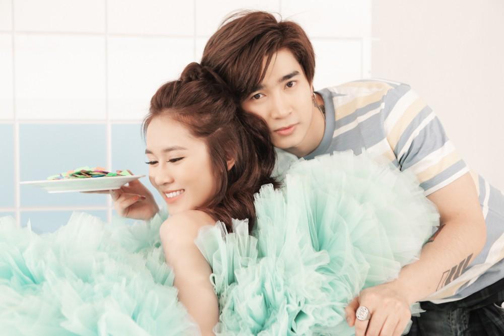 Vân Shi được cả hai đàn anh Ngô Kiến Huy, Chi Dân đồng ý tham gia diễn xuất trong MV mới - Ảnh 3.