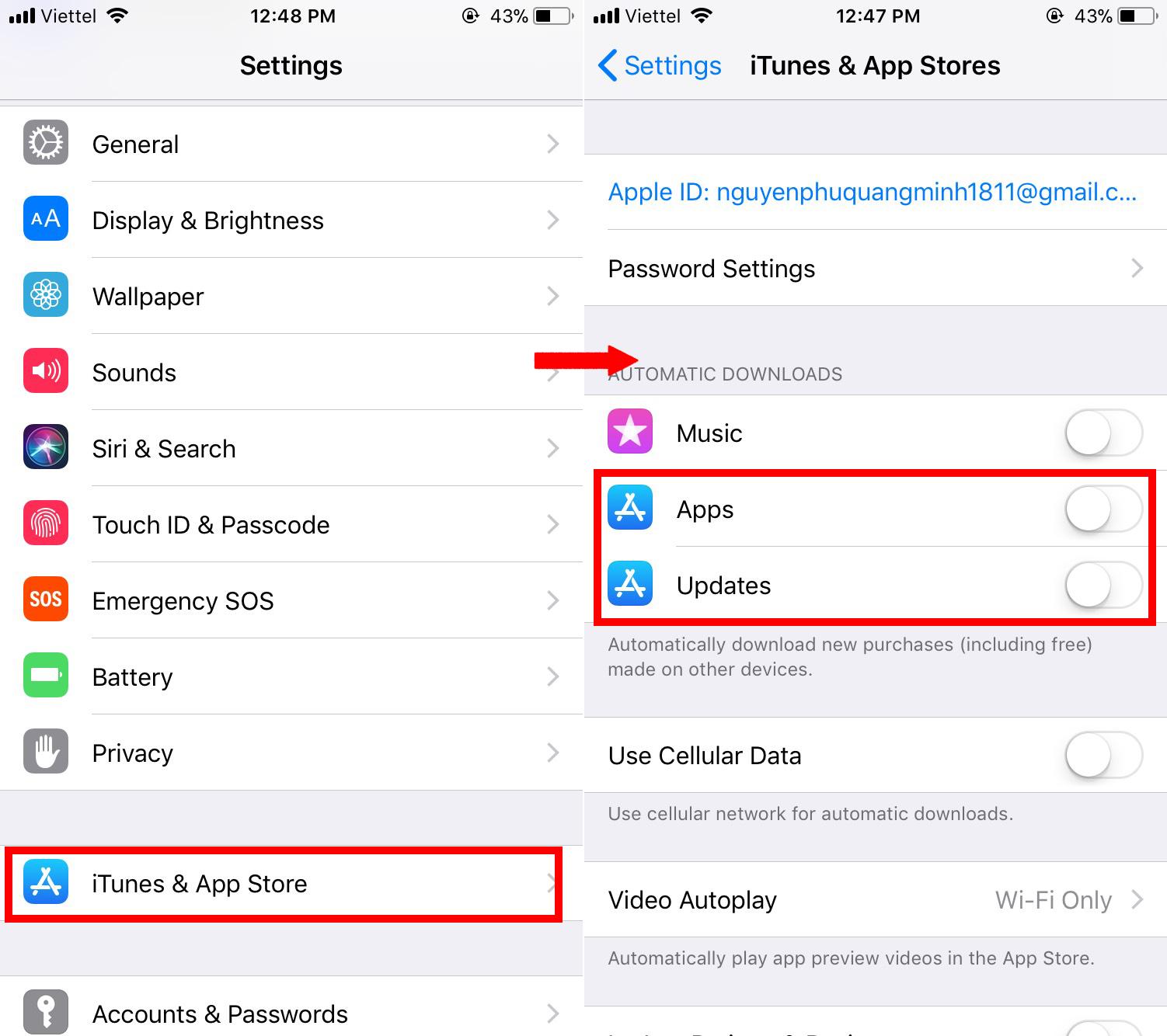 iPhone liên tục báo đầy bộ nhớ: Nguyên nhân và cách khắc phục từ A-Z - Ảnh 6.