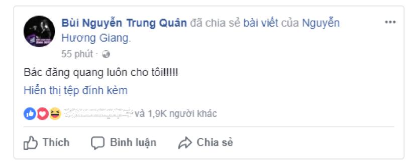 Hương Giang Idol được loạt sao Việt ủng hộ tham dự Miss International Queen 2018 - Ảnh 4.