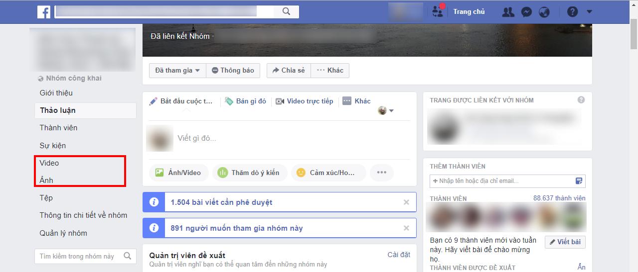 Group Facebook vừa bị lỗi hiển thị lung tung, bấm vào đâu cũng văng trở lại News Feed - Ảnh 4.