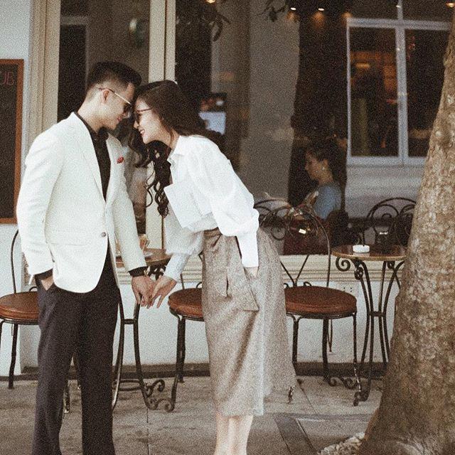 Hành trình yêu xa của cô gái Hà Nội xinh đẹp: 80 ngày đầu yêu qua mạng, chuyến bay tới London và tâm sự yêu đương chẳng giấu giếm viết cho bạn trai mỗi ngày - Ảnh 1.