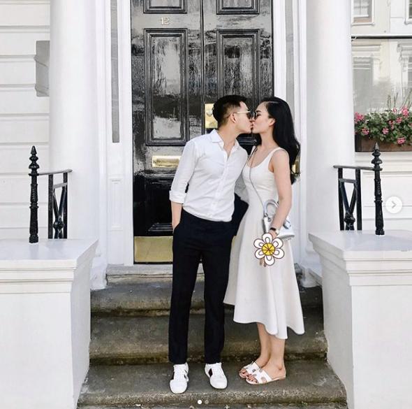Hành trình yêu xa của cô gái Hà Nội xinh đẹp: 80 ngày đầu yêu qua mạng, chuyến bay tới London và tâm sự yêu đương chẳng giấu giếm viết cho bạn trai mỗi ngày - Ảnh 11.