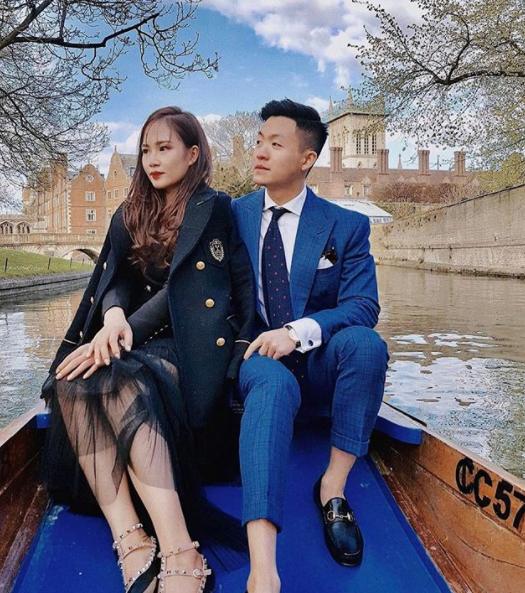 Hành trình yêu xa của cô gái Hà Nội xinh đẹp: 80 ngày đầu yêu qua mạng, chuyến bay tới London và tâm sự yêu đương chẳng giấu giếm viết cho bạn trai mỗi ngày - Ảnh 14.