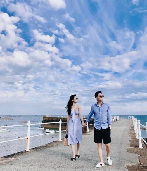 Hành trình yêu xa của cô gái Hà Nội xinh đẹp: 80 ngày đầu yêu qua mạng, chuyến bay tới London và tâm sự yêu đương chẳng giấu giếm viết cho bạn trai mỗi ngày - Ảnh 8.