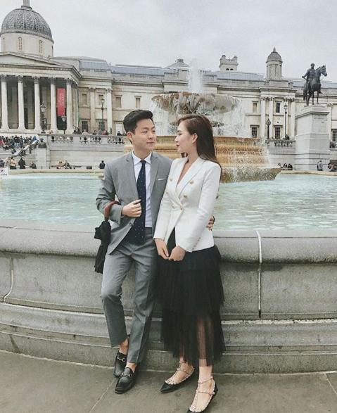 Hành trình yêu xa của cô gái Hà Nội xinh đẹp: 80 ngày đầu yêu qua mạng, chuyến bay tới London và tâm sự yêu đương chẳng giấu giếm viết cho bạn trai mỗi ngày - Ảnh 9.