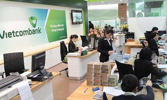 Kết quả hình ảnh cho Vietcombank
