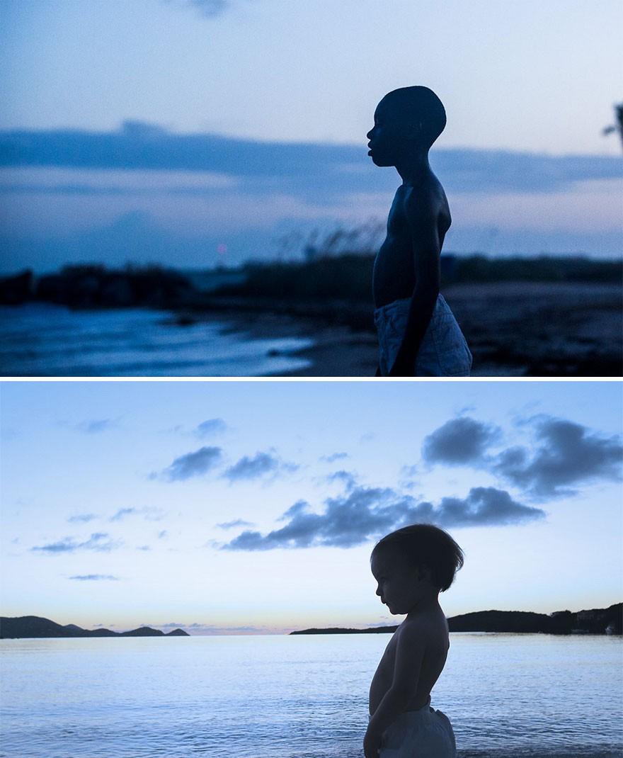 16 màn cosplay thần sầu các cảnh kinh điển trong giải Oscar của bé gái diễn sâu - Ảnh 29.