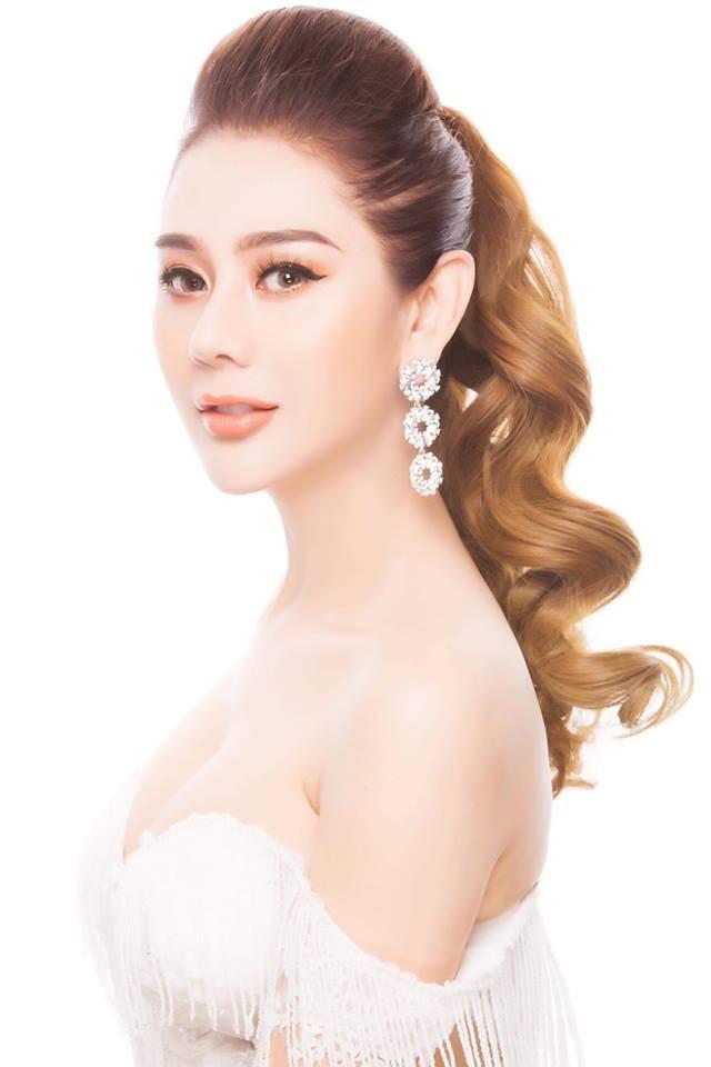 Lâm Khánh Chi chia sẻ gì sau chiến thắng của Hương Giang tại Hoa hậu Chuyển giới Quốc tế 2018? - Ảnh 2.
