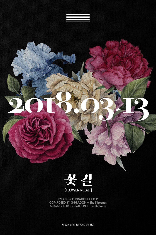 5 bông hoa 5 màu gây tò mò trên ảnh nhá hàng cho single chia tay fan của Big Bang - Ảnh 1.
