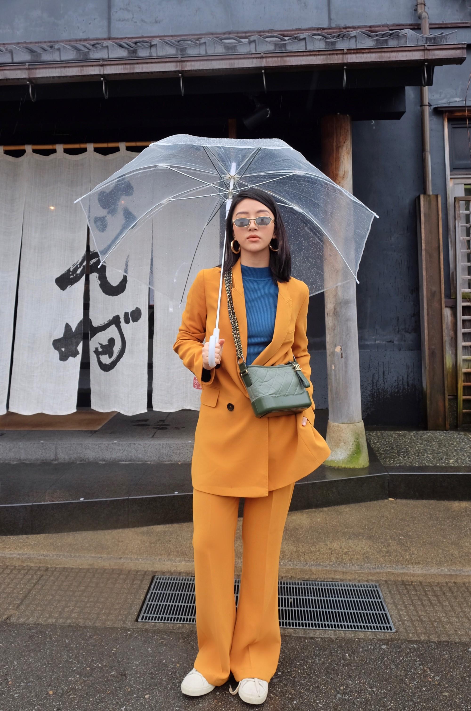 Nhìn ảnh Quỳnh Anh Shyn đi Nhật, ai cũng phải công nhận cô nàng đợt này makeup và ăn mặc xinh quá đỗi - Ảnh 4.