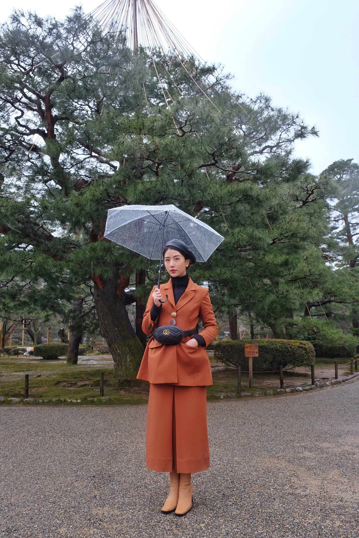 Nhìn ảnh Quỳnh Anh Shyn đi Nhật, ai cũng phải công nhận cô nàng đợt này makeup và ăn mặc xinh quá đỗi - Ảnh 1.