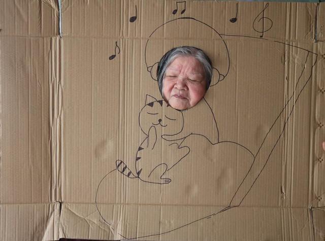 Đằng sau cánh cửa một viện dưỡng lão ở Hà Nội: Ừ thì, mình cứ vui hết mình thôi! - Ảnh 2.