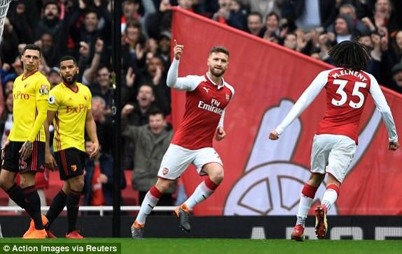 Petr Cech đạt cột mốc ấn tượng sau chiến thắng của Arsenal - Ảnh 3.