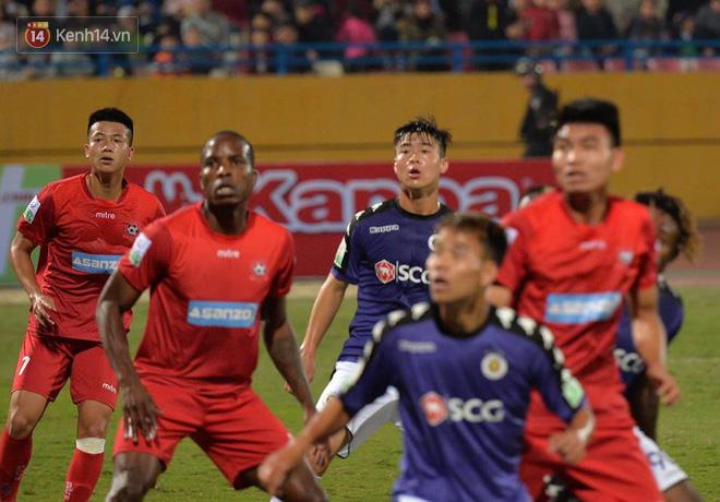 Dàn sao U23 Việt Nam chơi ấn tượng trong chiến thắng của Hà Nội FC - Ảnh 4.