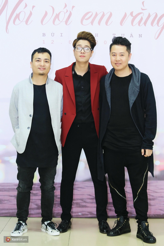 Bùi Anh Tuấn mời thảm họa âm nhạc Lệ Rơi xuất hiện trong MV ra mắt dịp Valentine trắng - Ảnh 9.