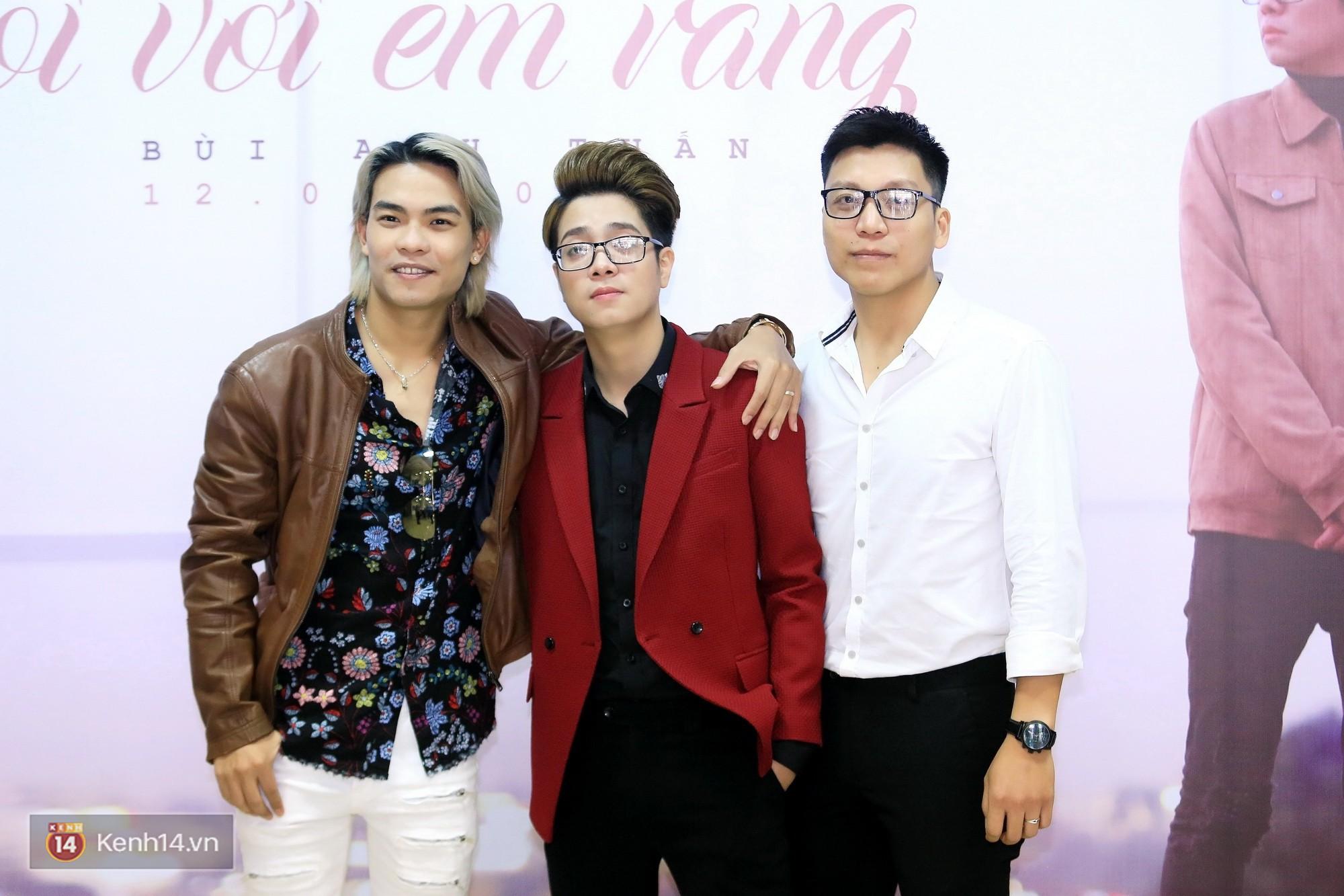 Bùi Anh Tuấn mời thảm họa âm nhạc Lệ Rơi xuất hiện trong MV ra mắt dịp Valentine trắng - Ảnh 7.