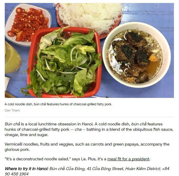 Ở Hà Nội có tận 5 hàng bún chả từng xuất hiện chễm chệ trên truyền thông quốc tế - Ảnh 7.