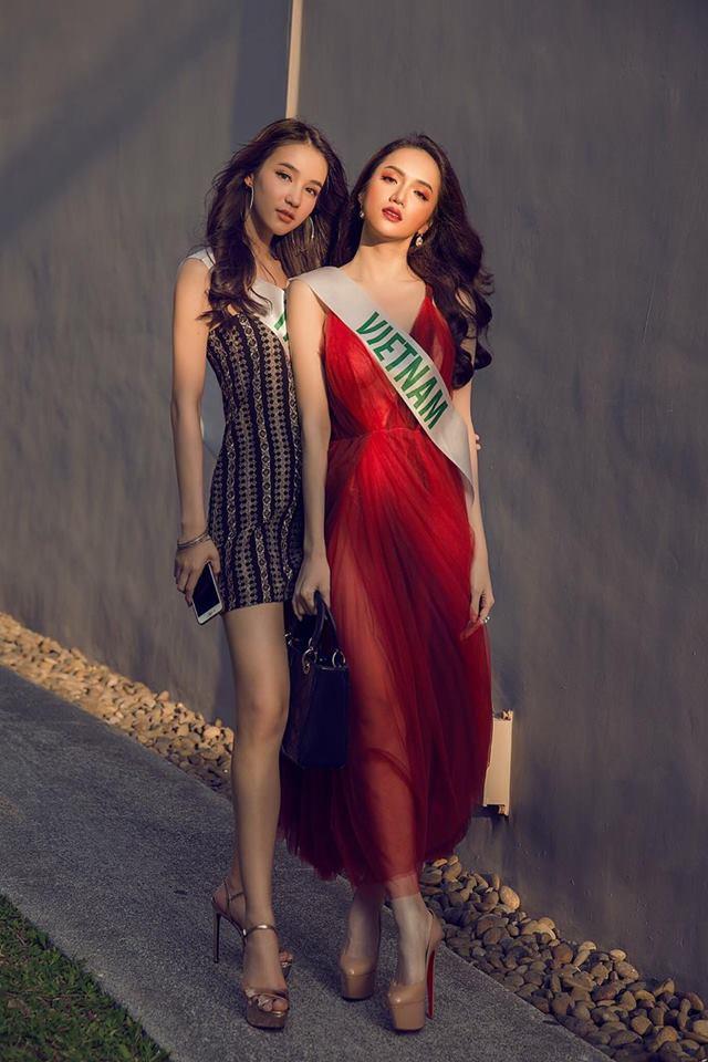 Giải thưởng khủng mà Hương Giang nhận được khi trở thành Tân Hoa hậu Chuyển giới Quốc tế 2018 - Ảnh 10.