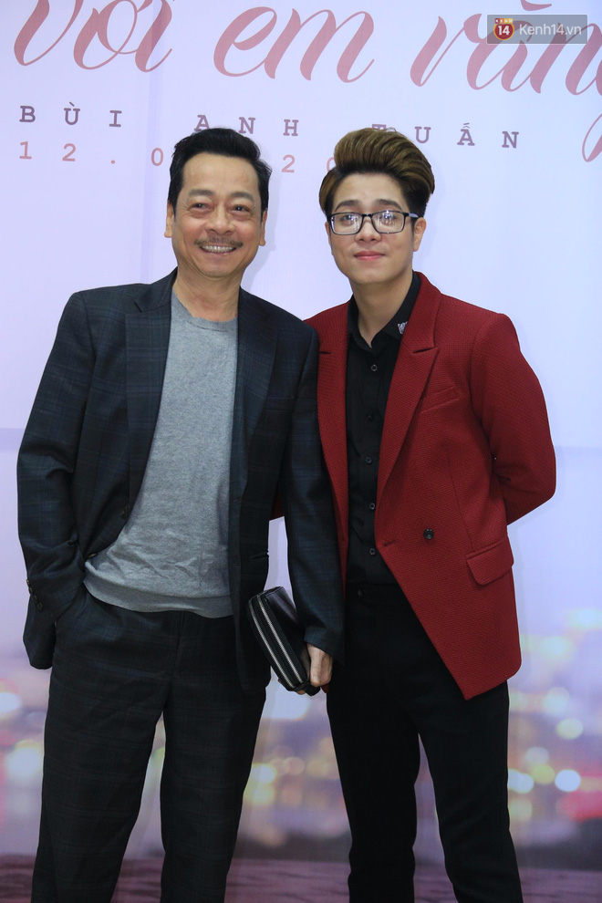 Bùi Anh Tuấn mời thảm họa âm nhạc Lệ Rơi xuất hiện trong MV ra mắt dịp Valentine trắng - Ảnh 2.
