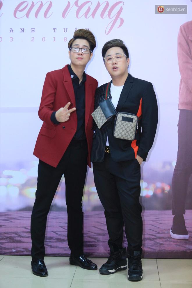 Bùi Anh Tuấn mời thảm họa âm nhạc Lệ Rơi xuất hiện trong MV ra mắt dịp Valentine trắng - Ảnh 3.