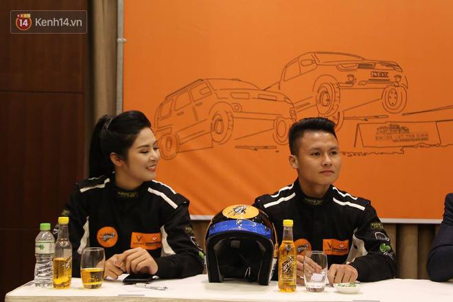 Nghĩa cử cao đẹp của Quang Hải khi tham gia giải đua xe địa hình đối kháng đầu tiên tại Việt Nam - Ảnh 1.