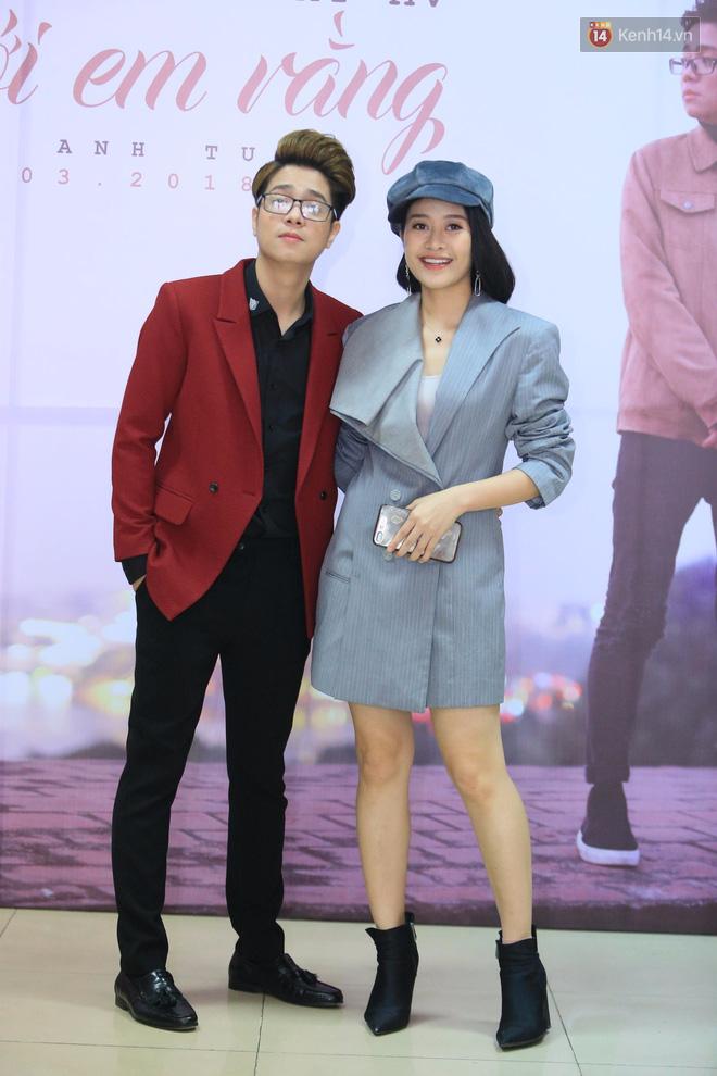 Bùi Anh Tuấn mời thảm họa âm nhạc Lệ Rơi xuất hiện trong MV ra mắt dịp Valentine trắng - Ảnh 5.
