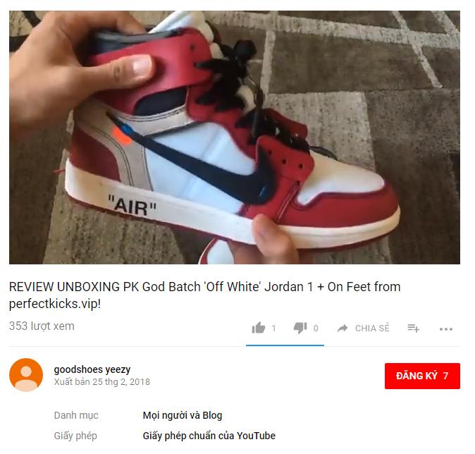 Perfect Kicks - xưởng làm giày giả chất lượng cao đang bôi xấu bộ mặt streetstyle của cả Việt Nam và thế giới? - Ảnh 2.