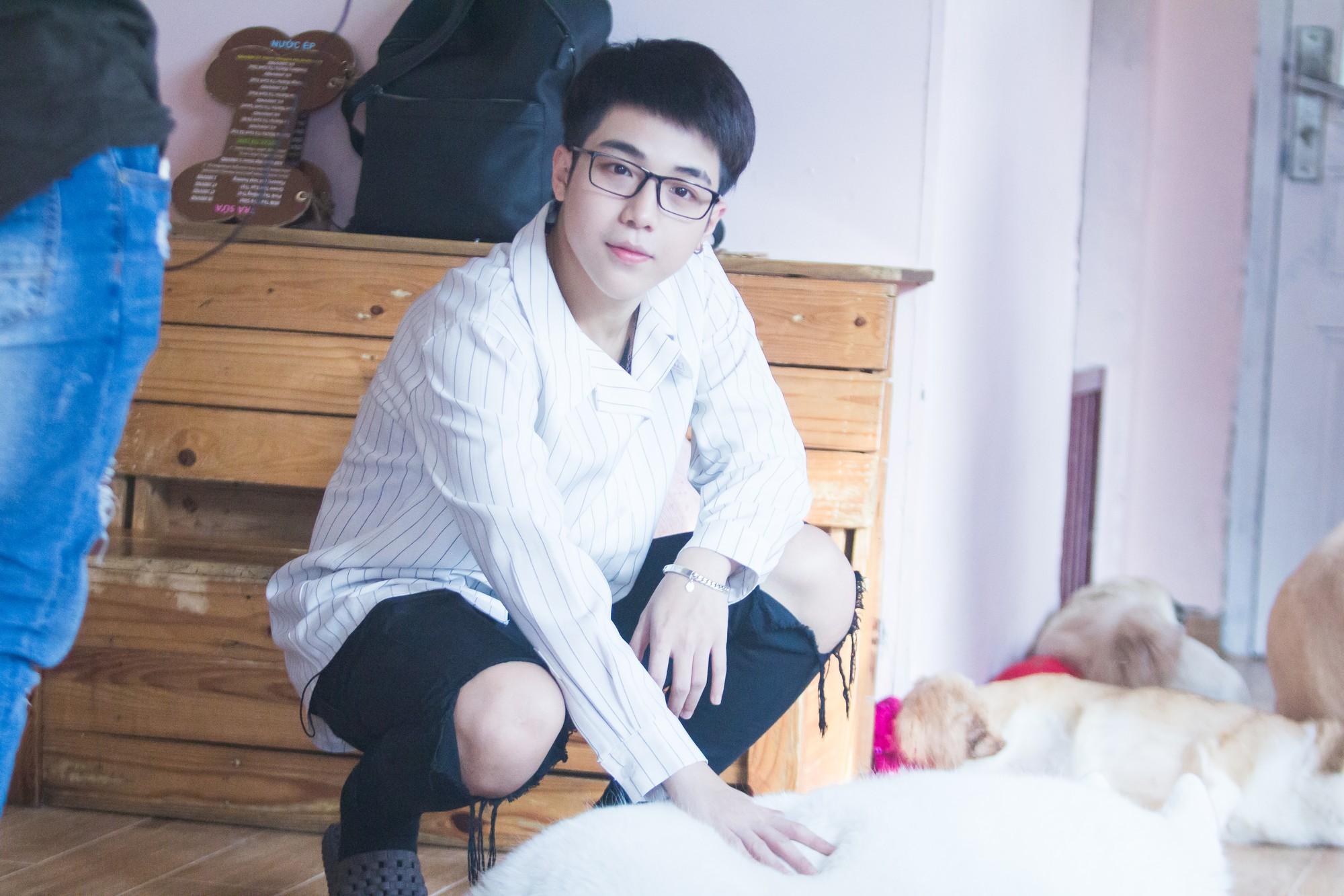 Đáng yêu như Toki (UNI5): Lạnh lùng cool ngầu là thế nhưng lại... sợ chó - Ảnh 7.