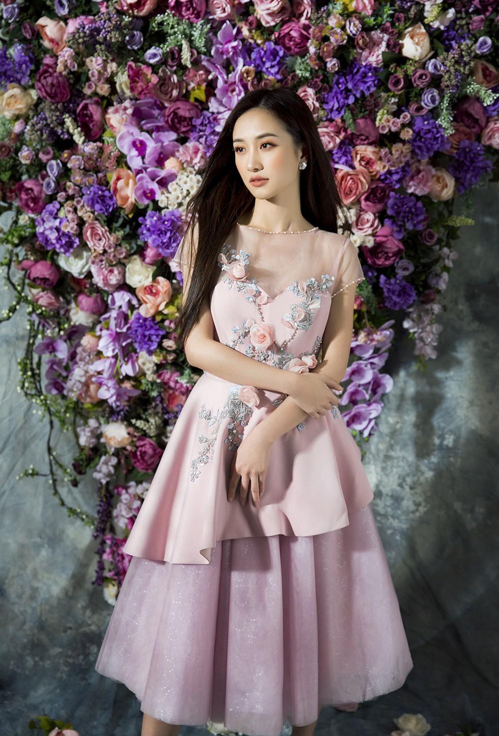 Diện đầm xẻ sâu táo bạo, Tuyết Anh Jun Vũ khoe nhan sắc mặn mà đầy quyến rũ - Ảnh 12.