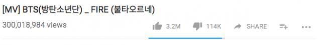 BTS đích thị là đại gia trăm triệu view khủng nhất Kpop trên Youtube - Ảnh 2.