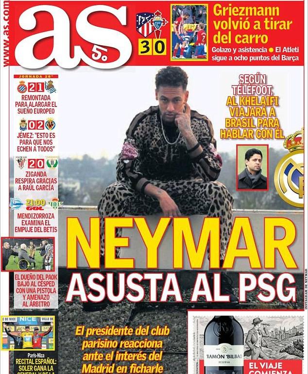 Real Madrid gom tiền, bán 8 cầu thủ chỉ để mua Neymar - Ảnh 2.