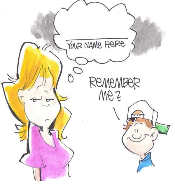 Độn thổ vì xấu hổ: Mặt nhìn quen lắm nhưng hỏi tên gì thì vò đầu mãi không nhớ ra - Ảnh 1.