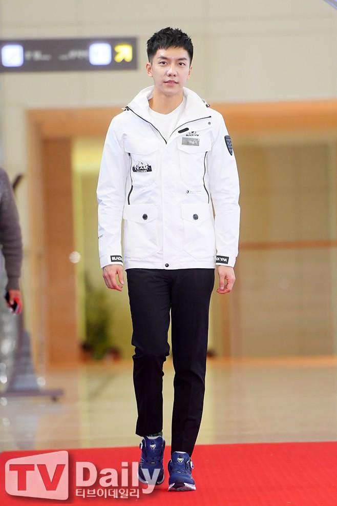 Sự kiện hot nhất hôm nay: Bạn trai Park Shin Hye lần đầu xuất hiện đã bị chê, Lee Seung Gi lộ mặt bóng dầu - Ảnh 8.