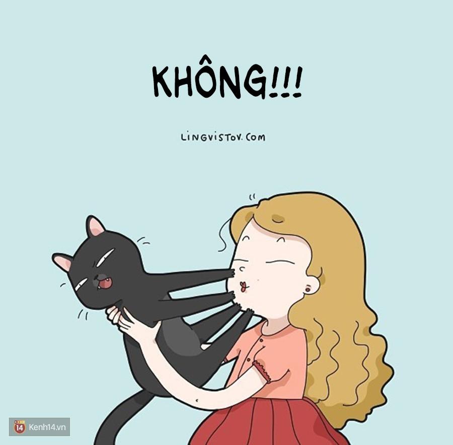Có thể bạn thừa biết: Mèo giống như con gái vậy, đáng yêu nhưng khó ưa cực kì! - Ảnh 15.