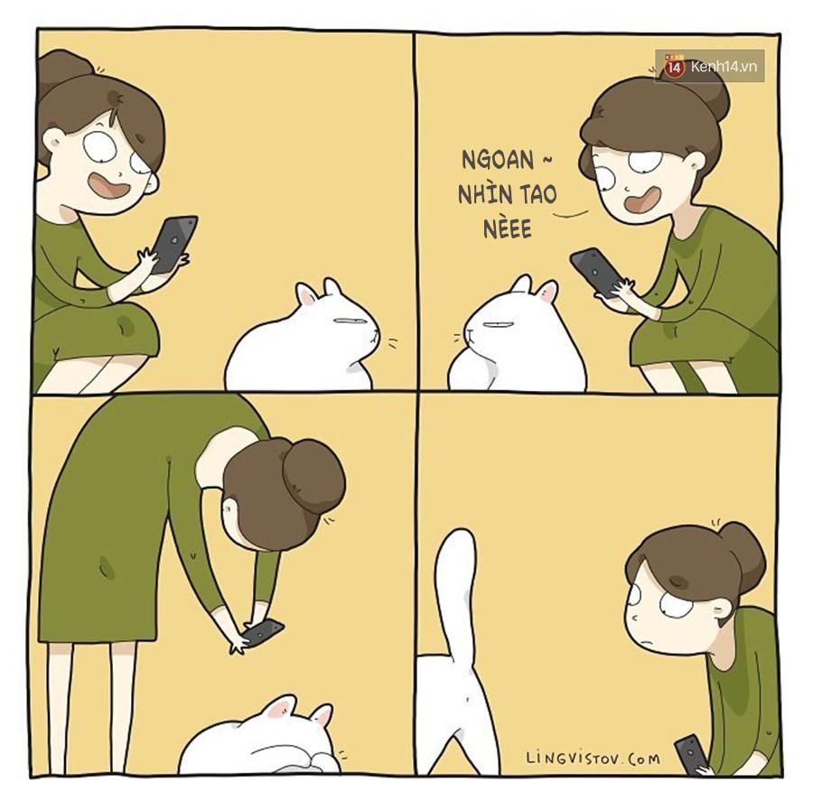 Có thể bạn thừa biết: Mèo giống như con gái vậy, đáng yêu nhưng khó ưa cực kì! - Ảnh 27.