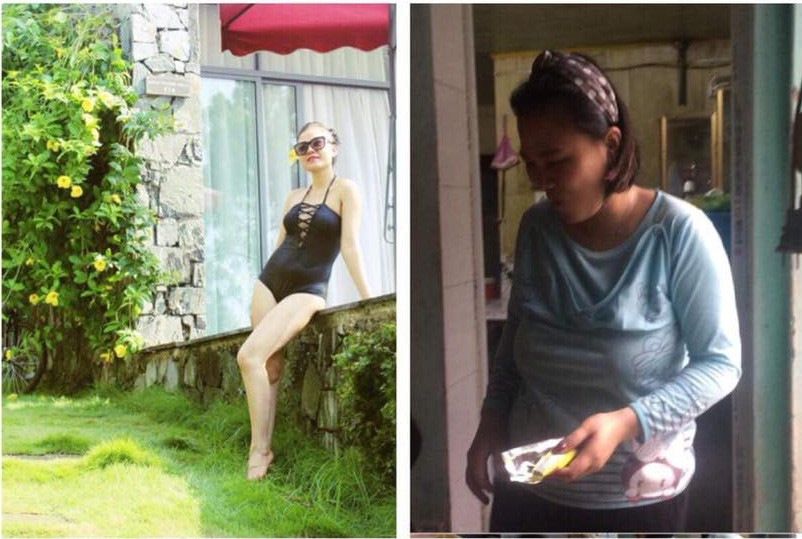 Loạt ảnh trước và sau khi sinh của các mẹ trẻ khiến nhiều người phải thốt lên: Đây có phải là cùng một người? - Ảnh 3.
