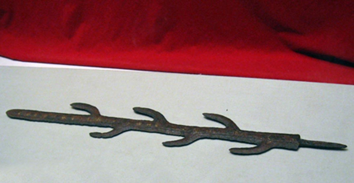 3 thanh kiếm huyền thoại vừa lạ vừa quen trong lịch sử Nhật Bản - Ảnh 4.