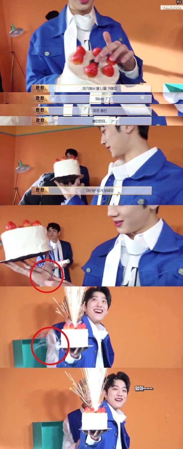 Fan bức xúc vì mỹ nam Wanna One bị luồn dây điện vào người khi quay MV mới