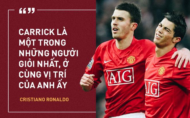 Với Michael Carrick, Sir Alex đưa Man United đi từ thảm họa lên đỉnh cao châu Âu - Ảnh 3.